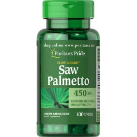Saw Palmetto 450 mg / 100 kaps